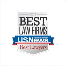 2013 | Best Law Firms | U.S. News | Best Lawyers